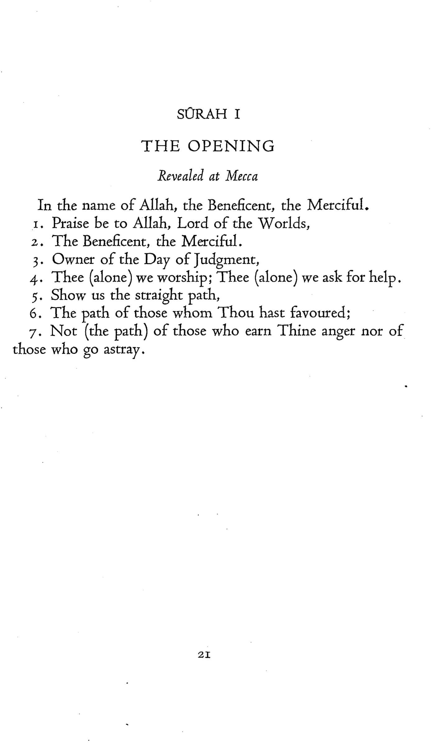 marmaduke pickthall quran translation (1930), page 27   quran explorer, download and read now (pdf, html, ebook)